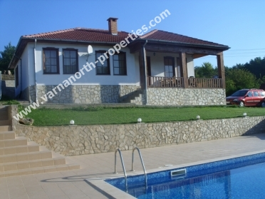 Family house for sale near Albena Resort, General Kantardjievo Bulgaria