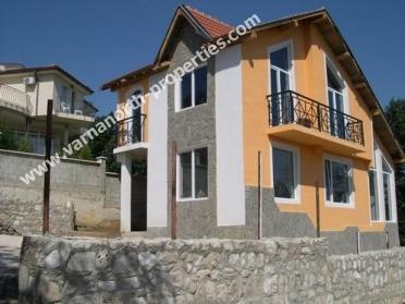 Varna, Alen Mak area villa with sea-view for sale