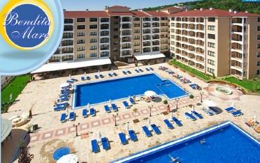 Luxurious complex in Golden sands