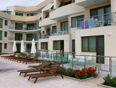 Top floor apartment in Balchik