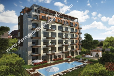 Elegant apartments in a 5 min. walking distance from the beach