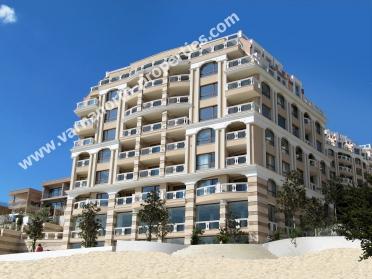 Beachfront apartments