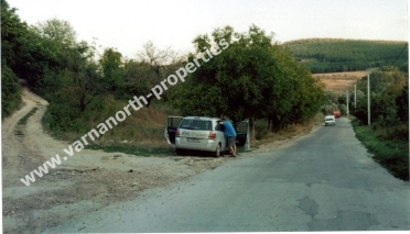 Attractive plot of land in regulation, 20 km. away from Varna