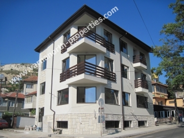 Apartments near the central beach of Balchik