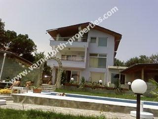 Modern villa with sea view near Varna