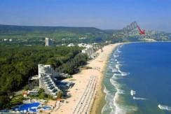 beach view Albena