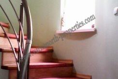 new villa staircase