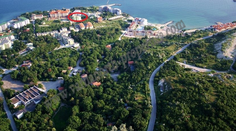 apartment Balchik White lagoon