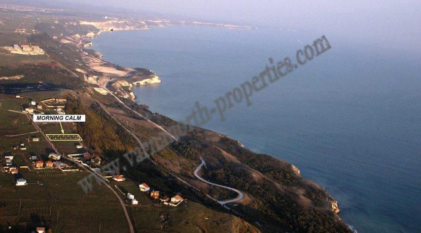 Bauland am Schwarzen Meer Bulgarien