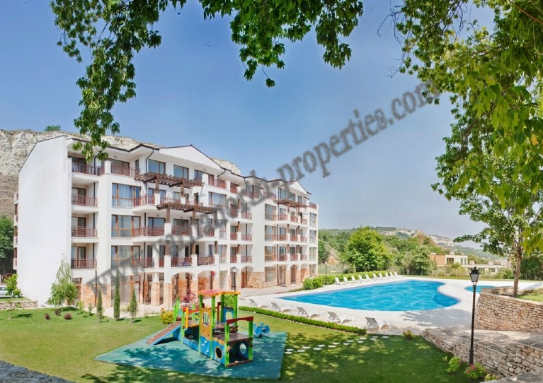 Fully furnished apartment in the coastal town of Balchik
