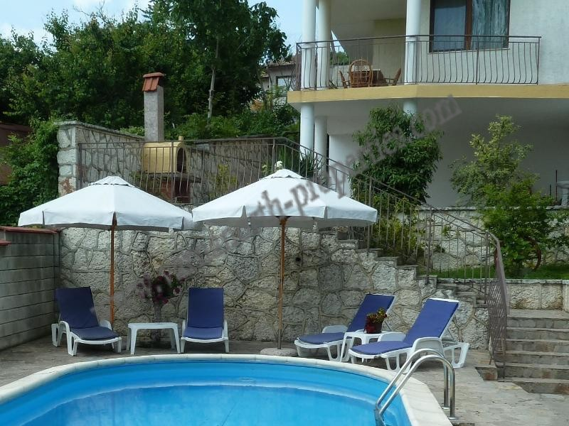 Stylish villa in the charming sea town of Balchik