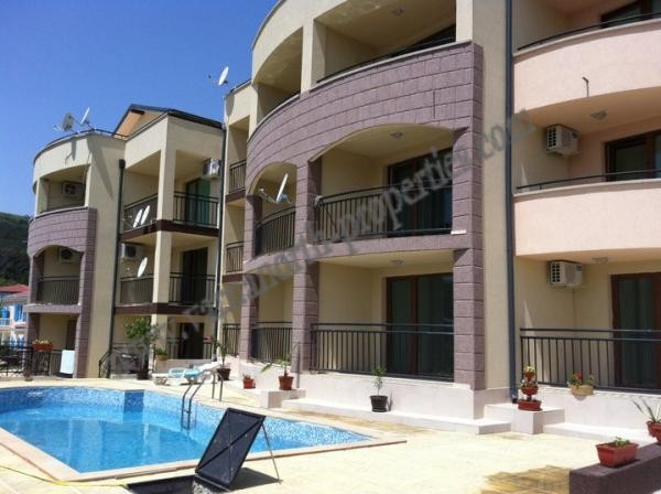 Great furnished apartments close to Balchik