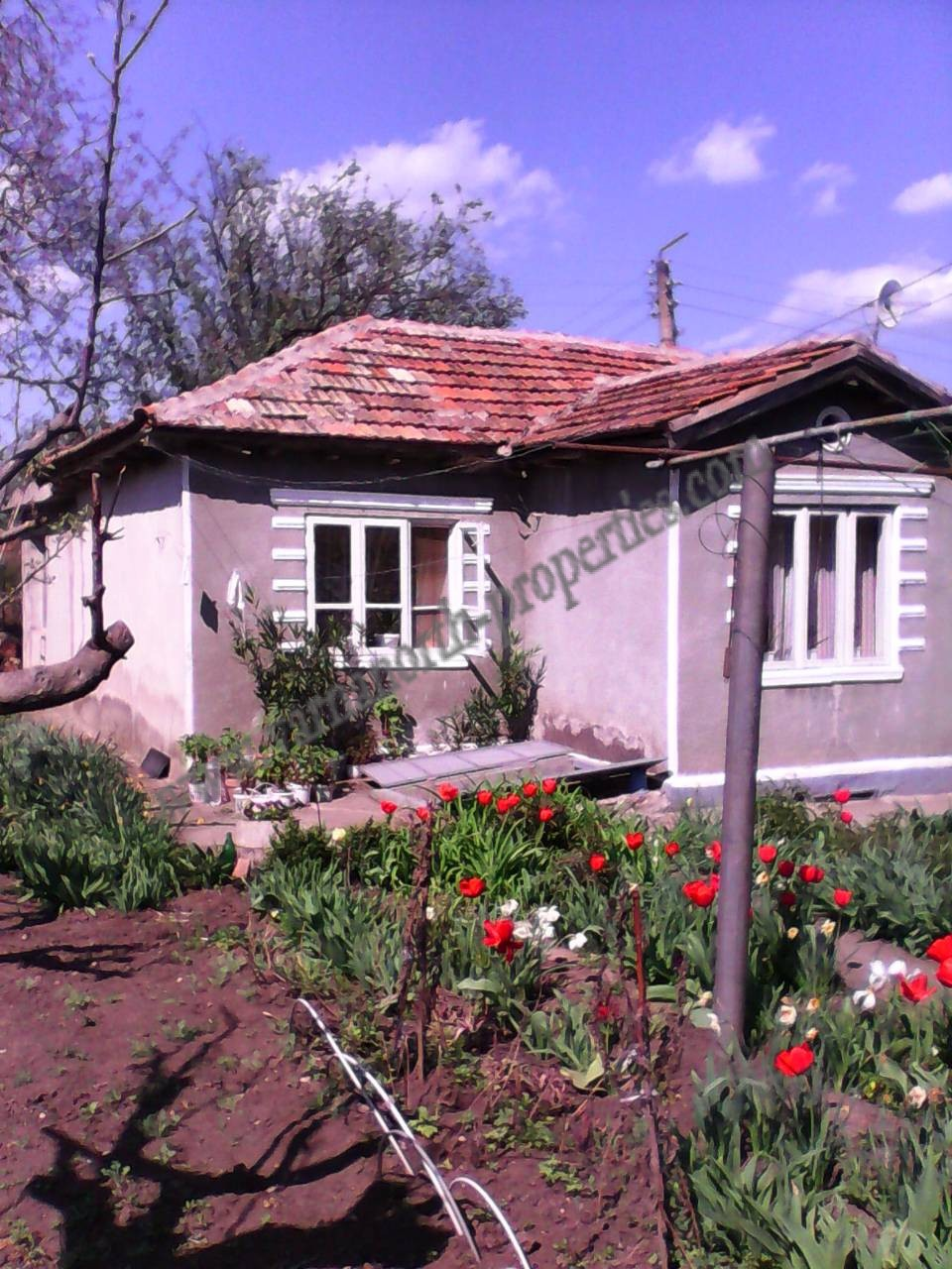 Cheap house in Bulgaria by the sea