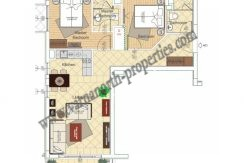 plan apartmnet
