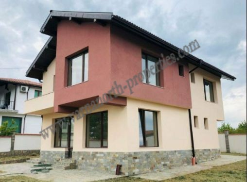 New house in Bulgaria 5 km from the sea