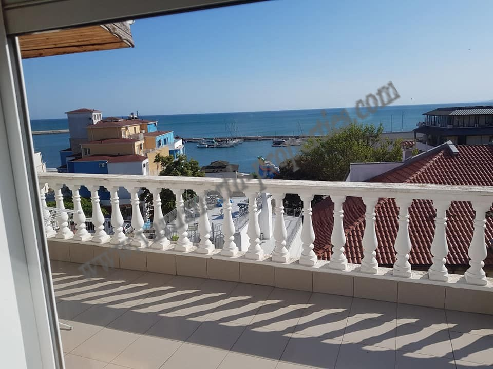 House with sea view in the heart of Balchik
